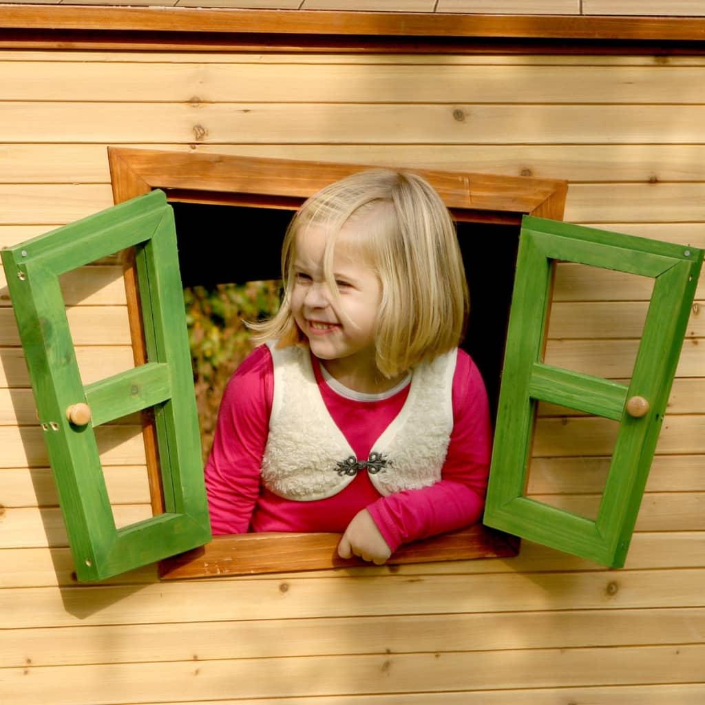 Acheter maison de jeu jesse en bois pour enfants axi pas for Acheter maison en bois