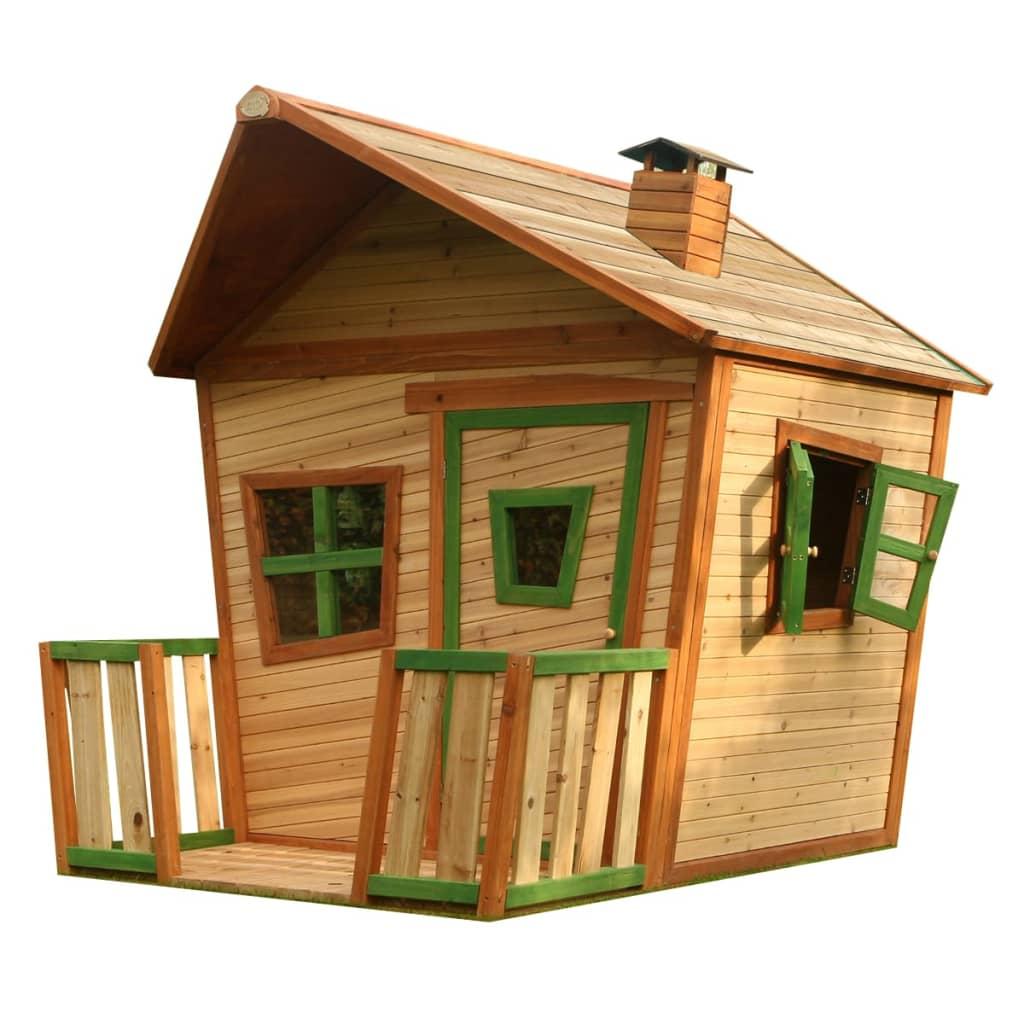 La boutique en ligne maison de jeu jesse en bois pour - Maison pour enfant en bois ...