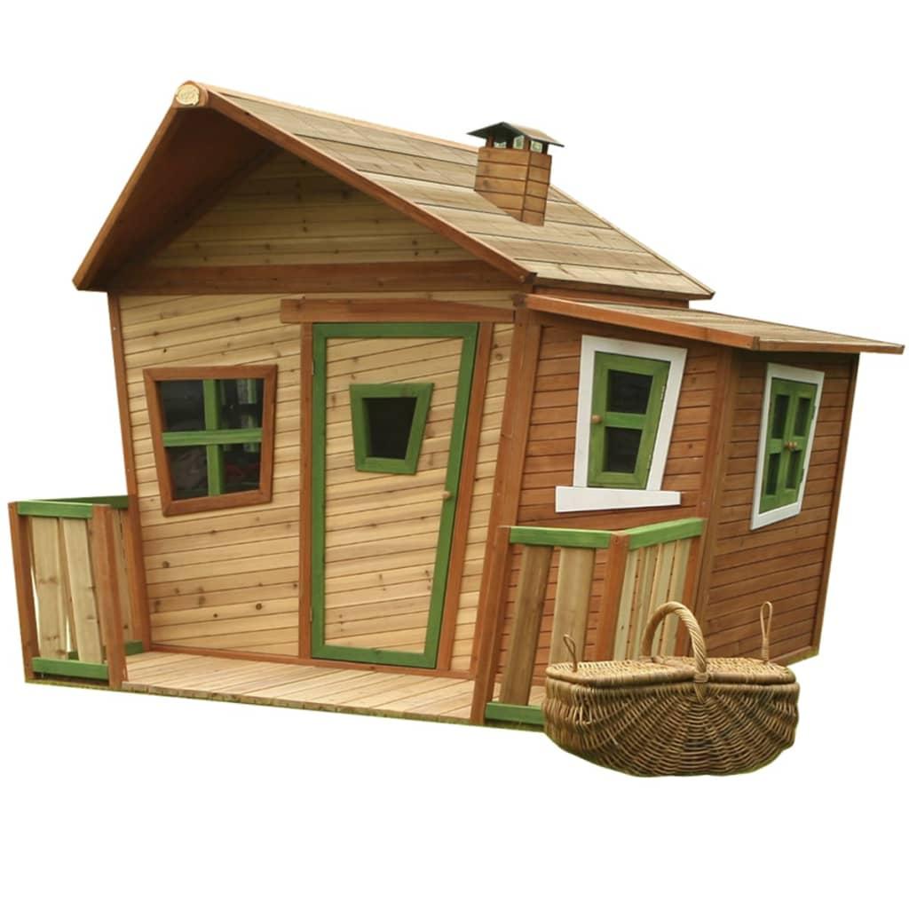 La boutique en ligne maison de jeu lisa en bois pour for Bois pour maison