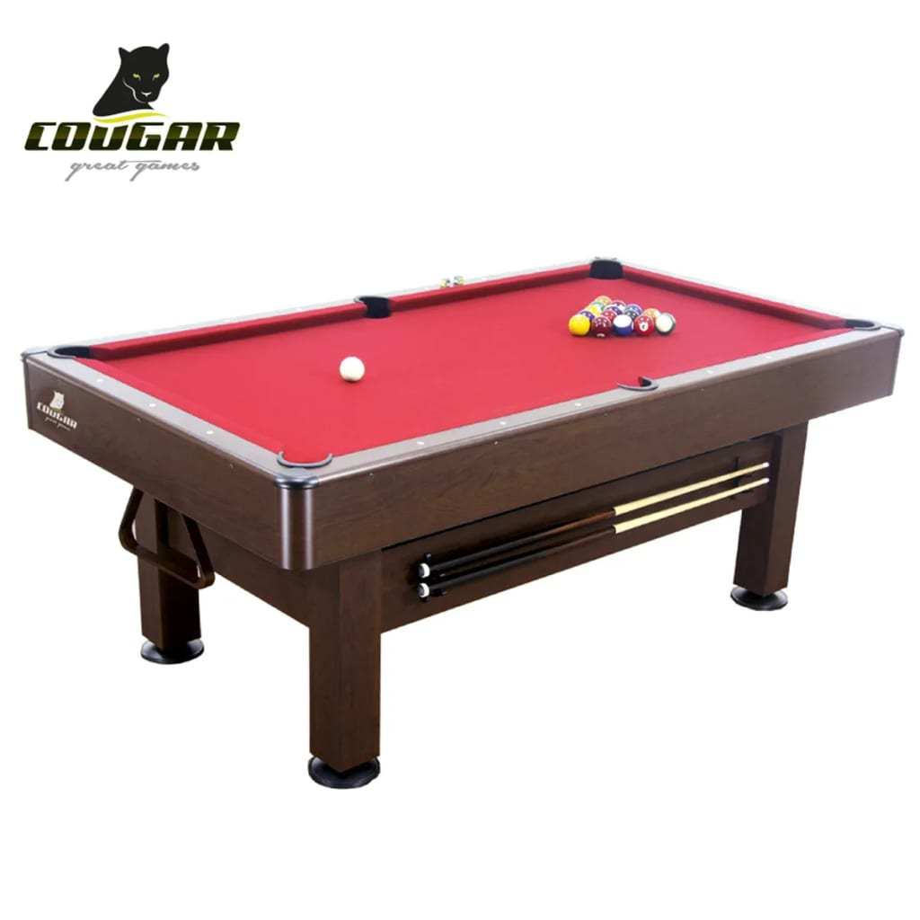 la boutique en ligne table de billard topaze cougar. Black Bedroom Furniture Sets. Home Design Ideas