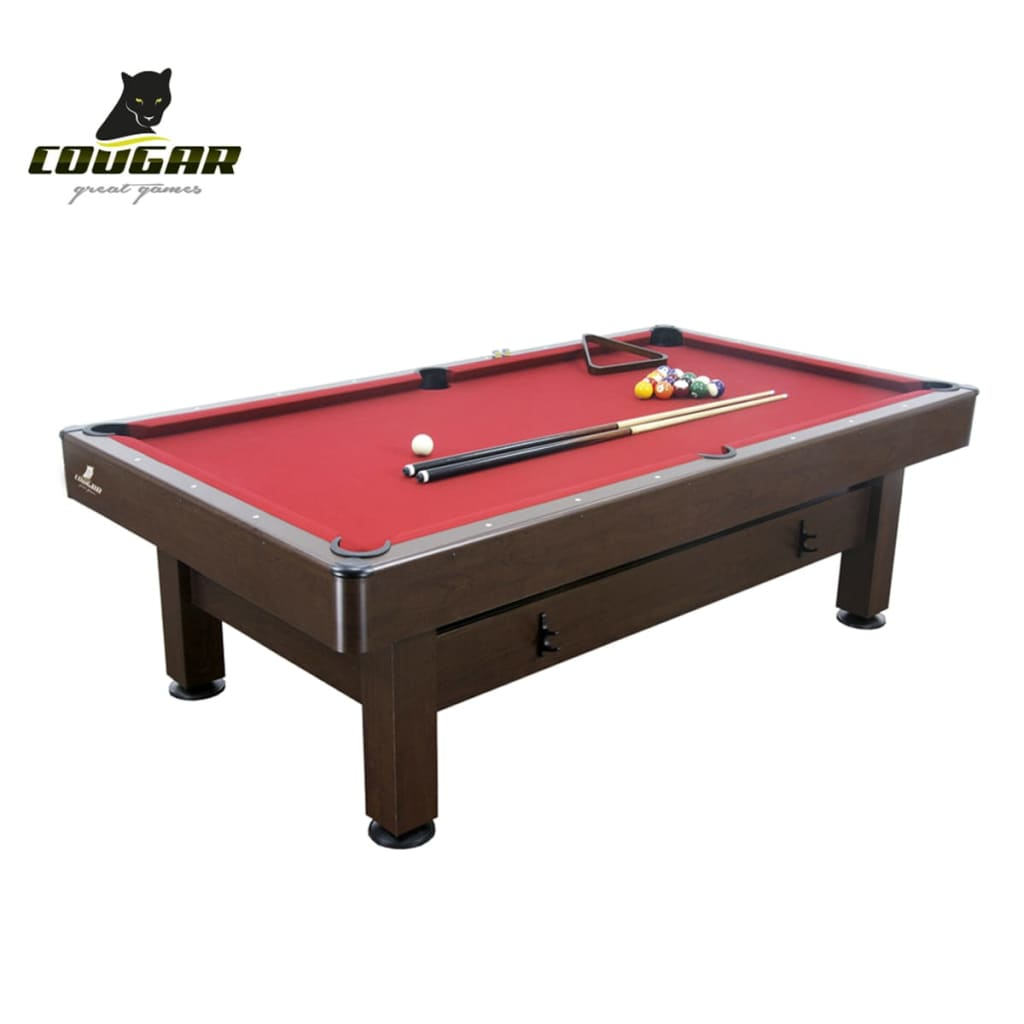 la boutique en ligne table de billard cougar sapphire. Black Bedroom Furniture Sets. Home Design Ideas