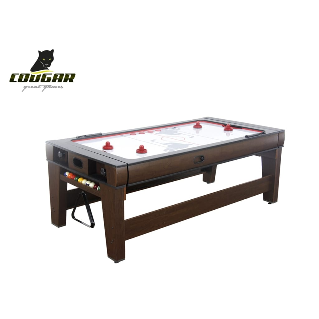 acheter cougar table de billard et de hockey sur coussin d. Black Bedroom Furniture Sets. Home Design Ideas