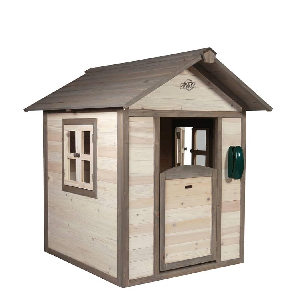 La boutique en ligne Maison de jeu Lodge en bois pour  ~ Maison En Bois Pour Enfants