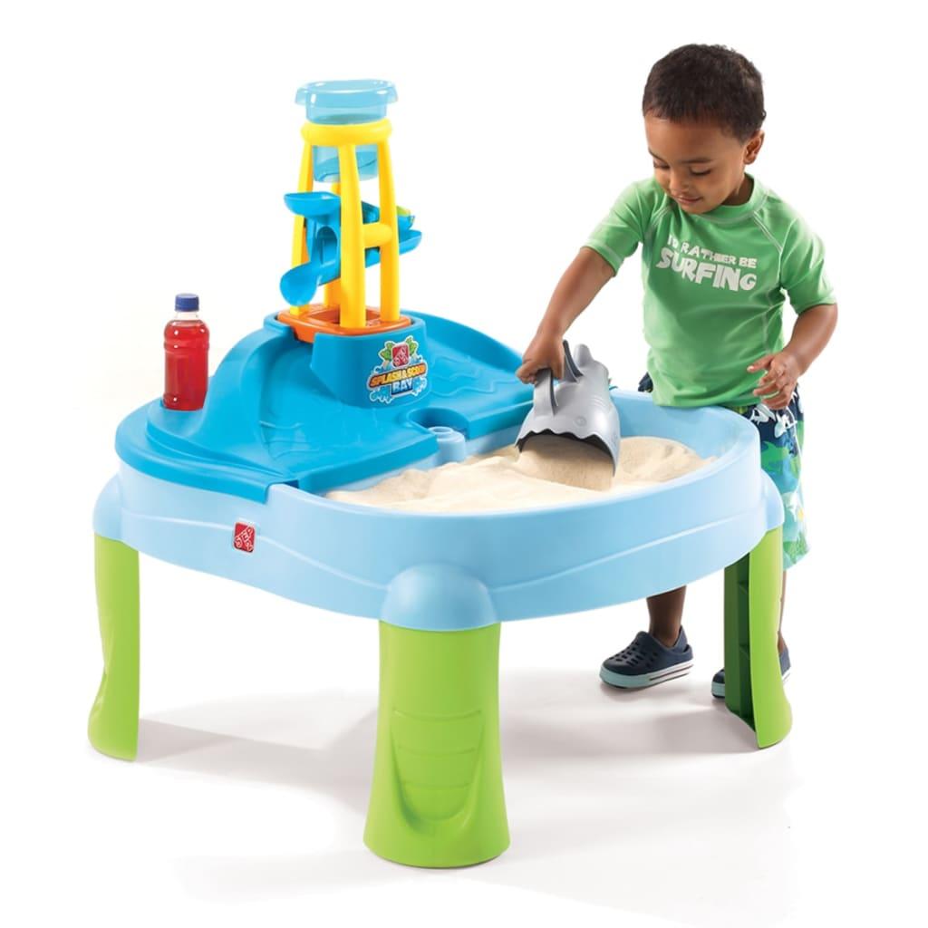 Mesa de juego con agua y arena para ni os step2 tienda - Mesas pequenas para ninos ...