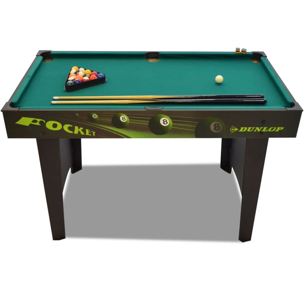 la boutique en ligne table de billard de poche dunlop. Black Bedroom Furniture Sets. Home Design Ideas