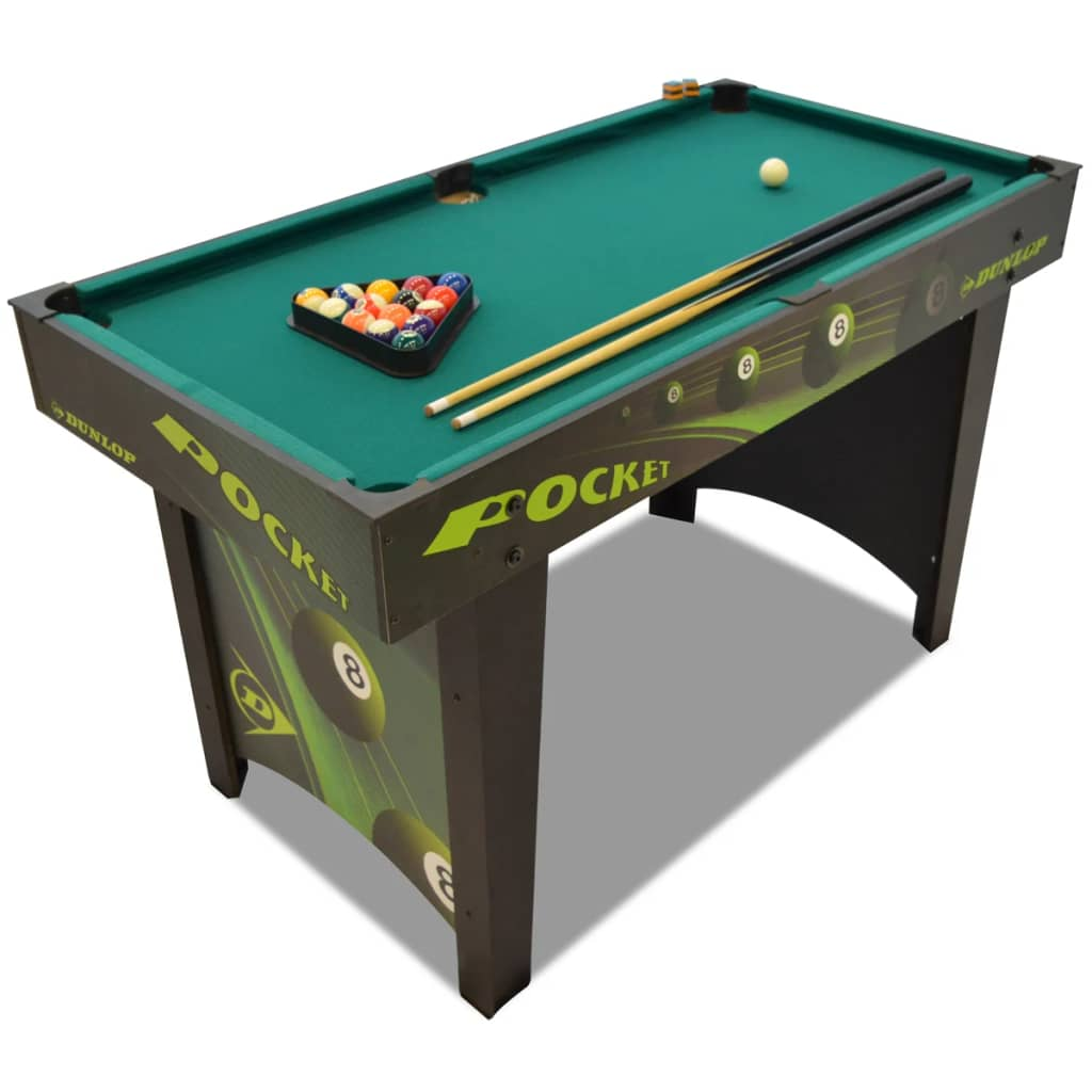 acheter table de billard de poche dunlop pas cher. Black Bedroom Furniture Sets. Home Design Ideas
