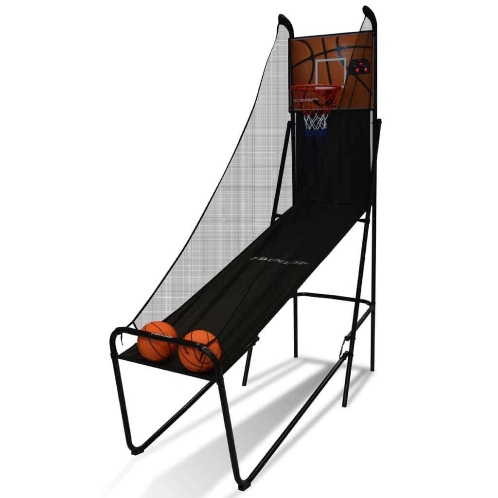 la boutique en ligne set de basketball dunlop avec minuterie et tableau de marque. Black Bedroom Furniture Sets. Home Design Ideas