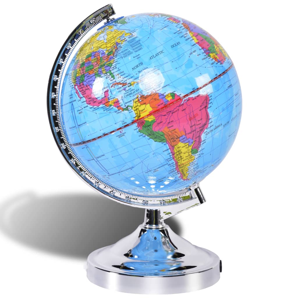 Party Fun Lights Globe Lamp