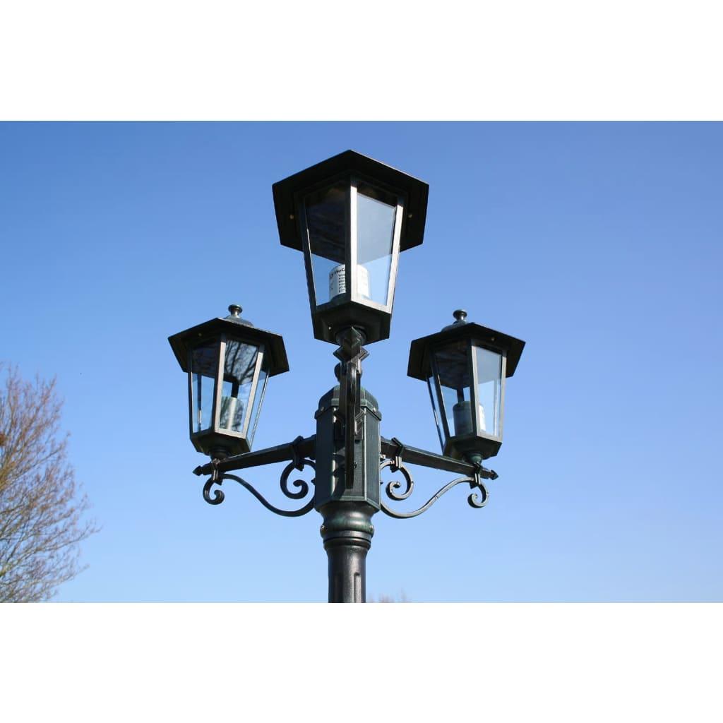Outdoor Lamp Post Australia: Preston Garden Light Post - Height 215 Cm