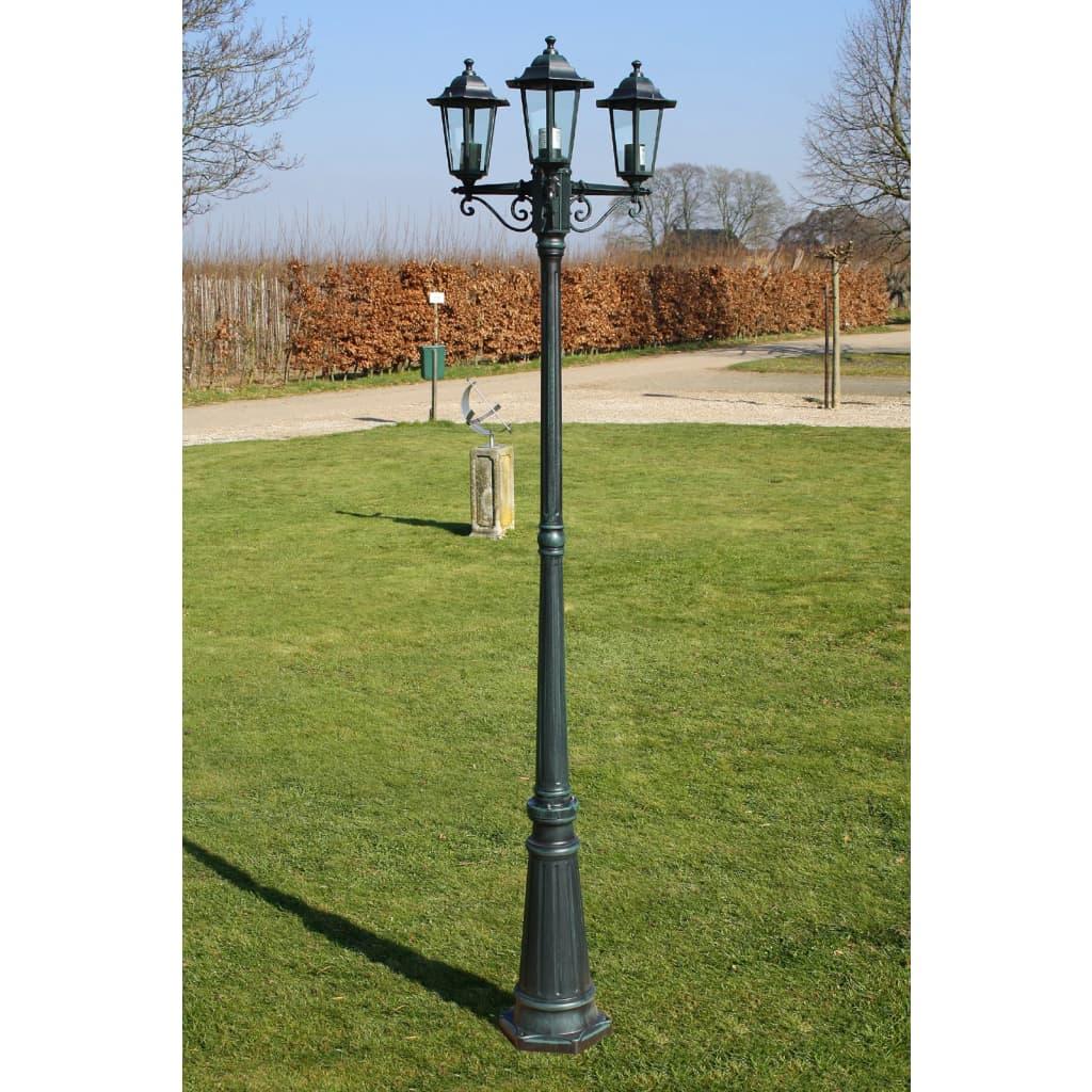 Acheter lampadaire ext rieur triple pas cher for Lampadaire exterieur moderne pas cher