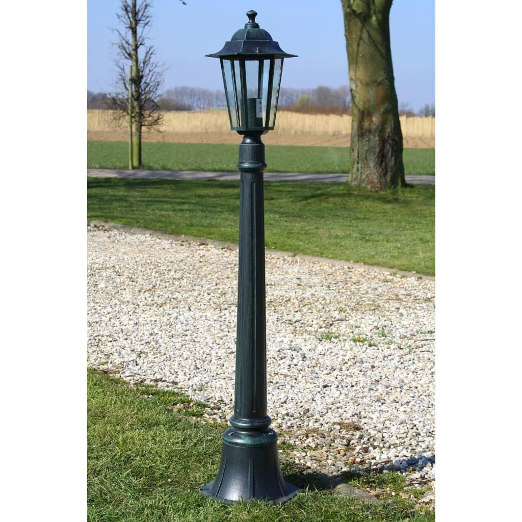 Prix des lampadaire jardin for Lampadaire exterieur fonte