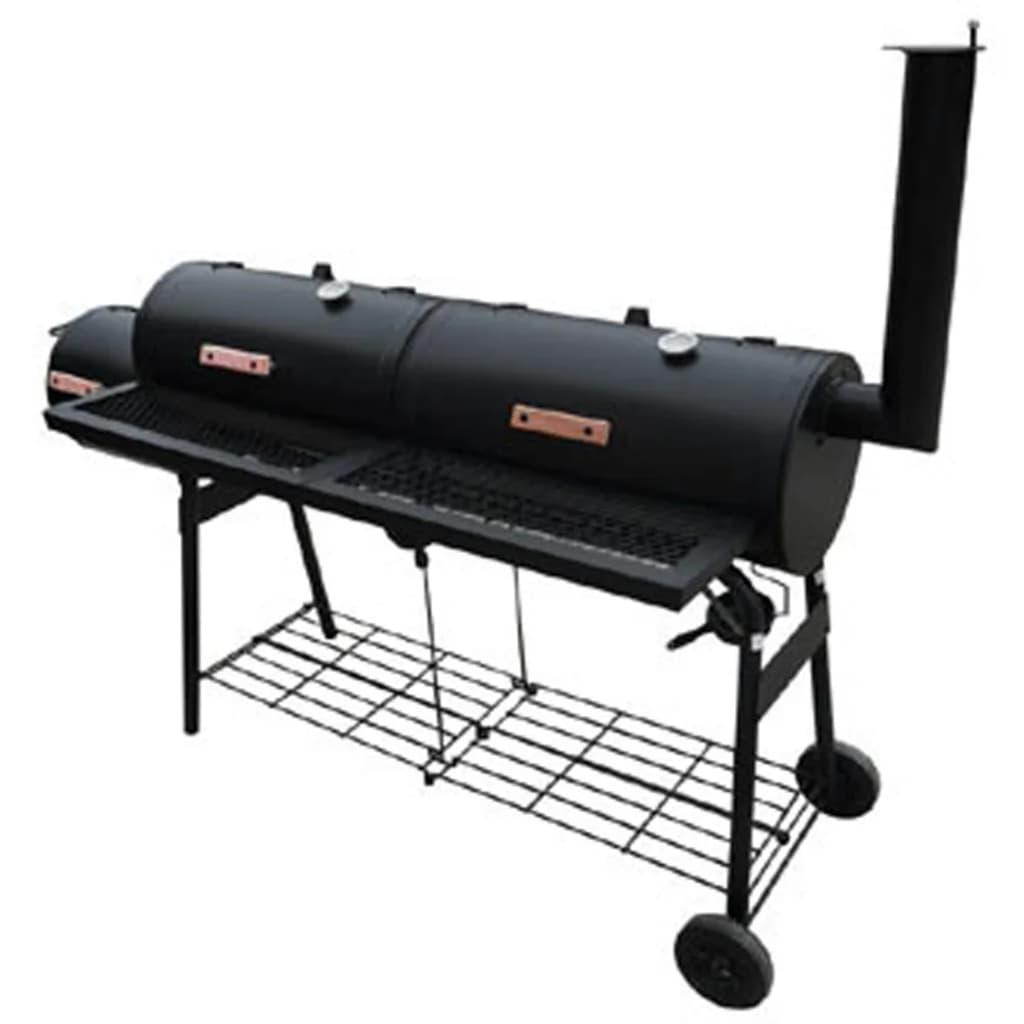Smoker kolgrill Nevada XL