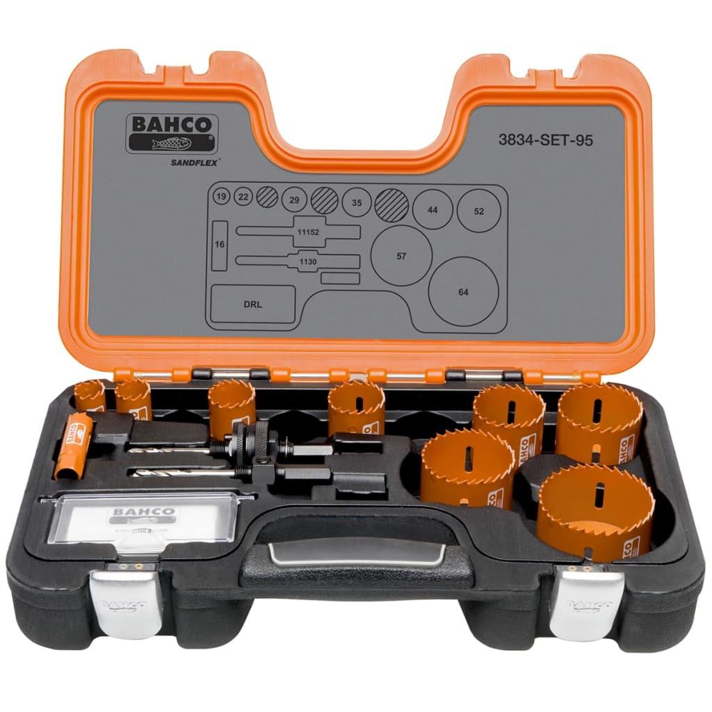 BAHCO Bahco professionellt hålsåg set 16-64 mm