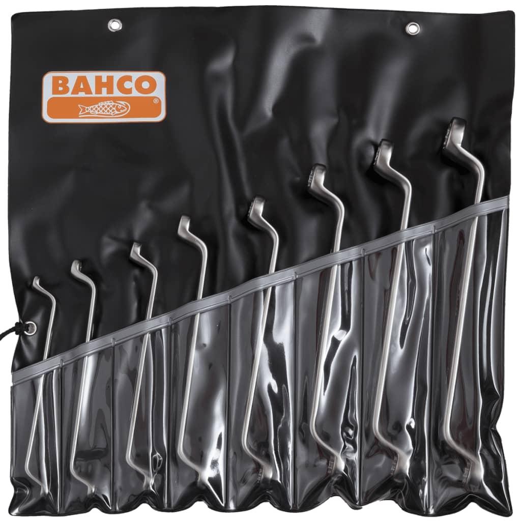 BAHCO Bahco Uppsättning av Dubbla Vinklade Ringnycklar