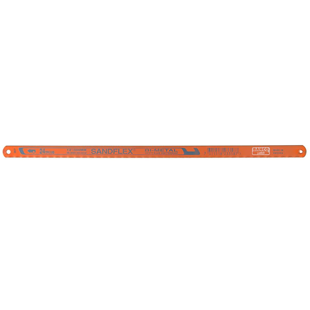 BAHCO Bahco 10-delars sågblad bågfil 32 tpi (0,794 mm)