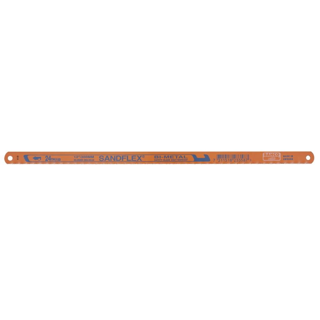 BAHCO Bahco 10-delars sågblad bågfil 18 tpi (1,411 mm)