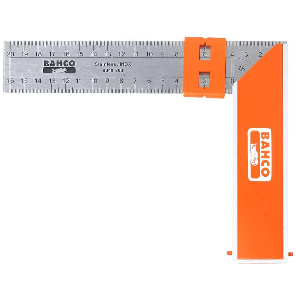 BAHCO 9048-350 350 mm Ács Derékszög