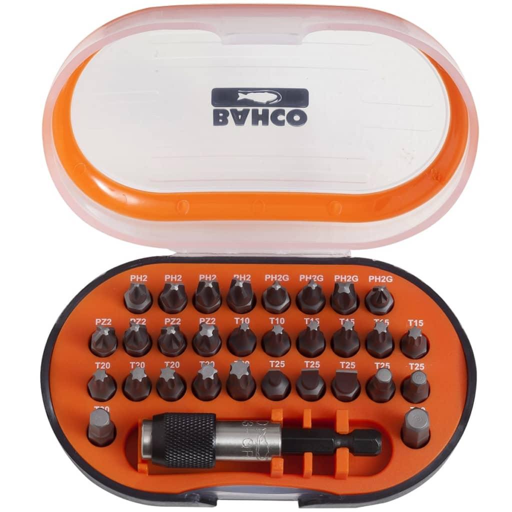BAHCO 59S/31-1 Verktygssats med skruvspetsar 31 st.