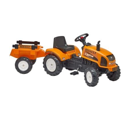 la boutique en ligne tracteur avec remorque orange 2 5 renault celtis 436rx falk. Black Bedroom Furniture Sets. Home Design Ideas