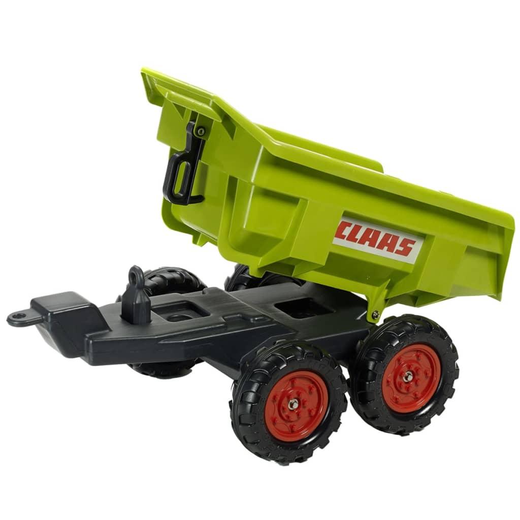FALK Falk Claas Maxi Traktor Utánfutó