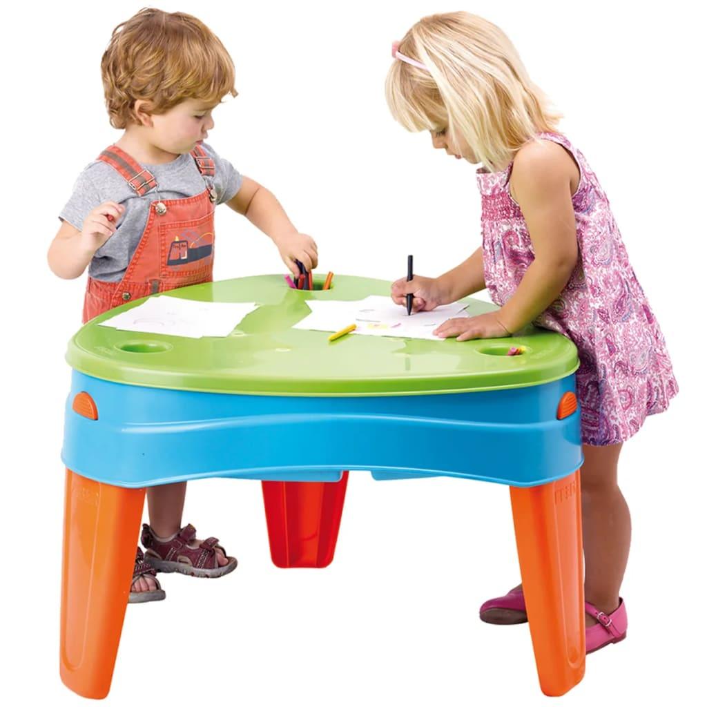 acheter table de jeu sable et eau feber pas cher. Black Bedroom Furniture Sets. Home Design Ideas