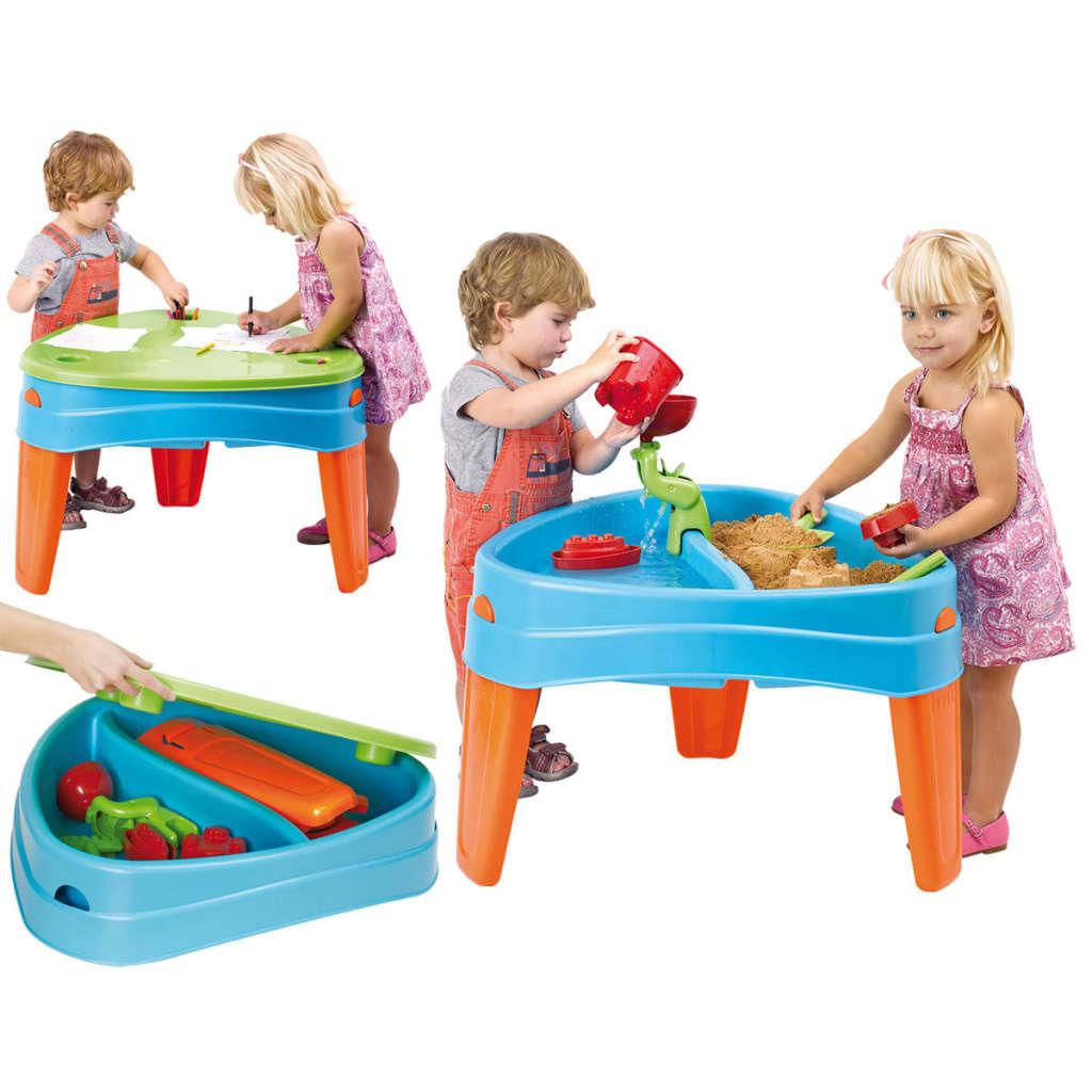 Feber tavolino per giocare con acqua e sabbia for Cazafantasmas juego de mesa