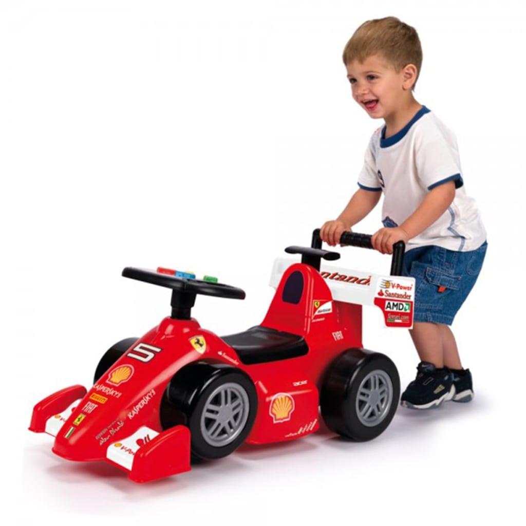 acheter voiture de conduite pour enfants feber ferrari f1 800004888 pas cher. Black Bedroom Furniture Sets. Home Design Ideas