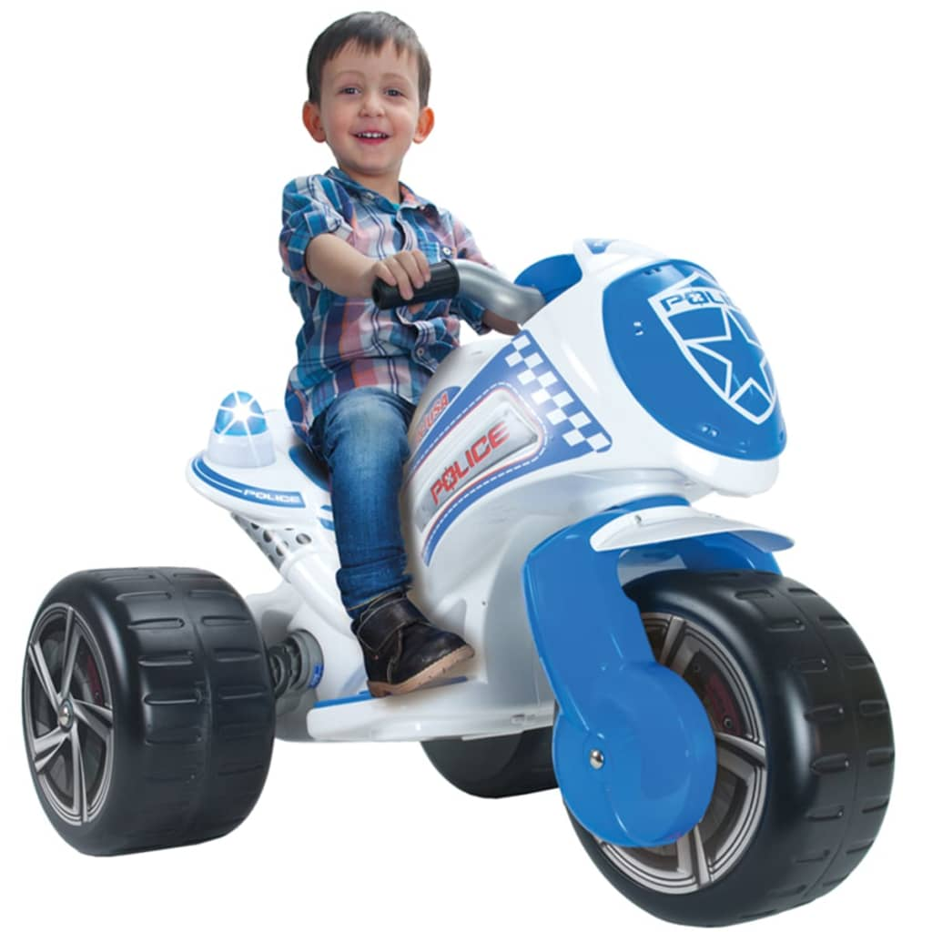 INJUSA Injusa Rendőr tricikli 6 V