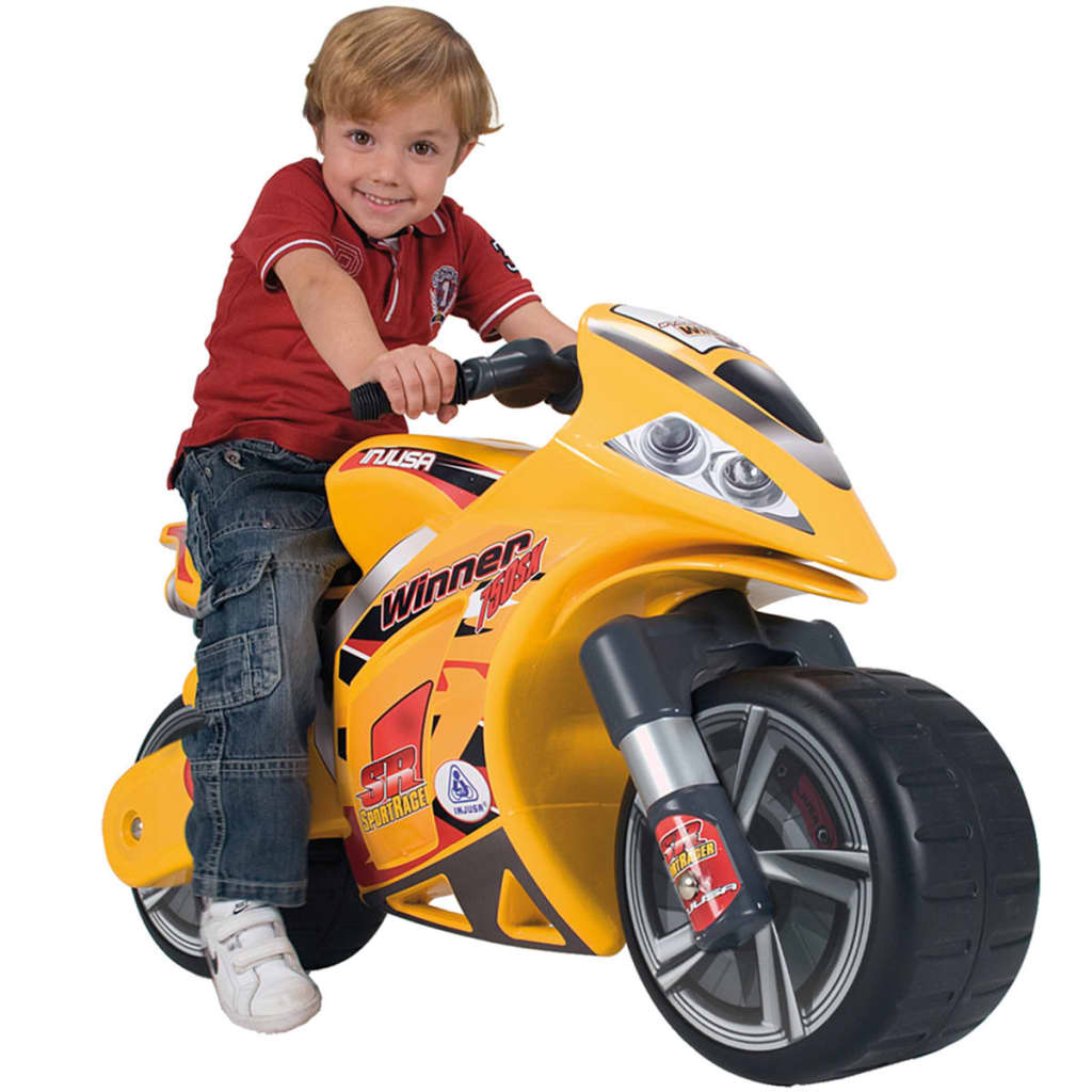 Moto pour enfant Injusa Winner moto à pousser légère très robuste
