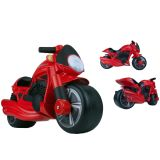 Červená Motorka Injusa