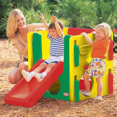 little tikes rutsche kinderrutsche kinder kletterger st. Black Bedroom Furniture Sets. Home Design Ideas