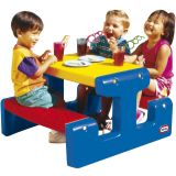 Table de pique-nique Junior Little Tikes