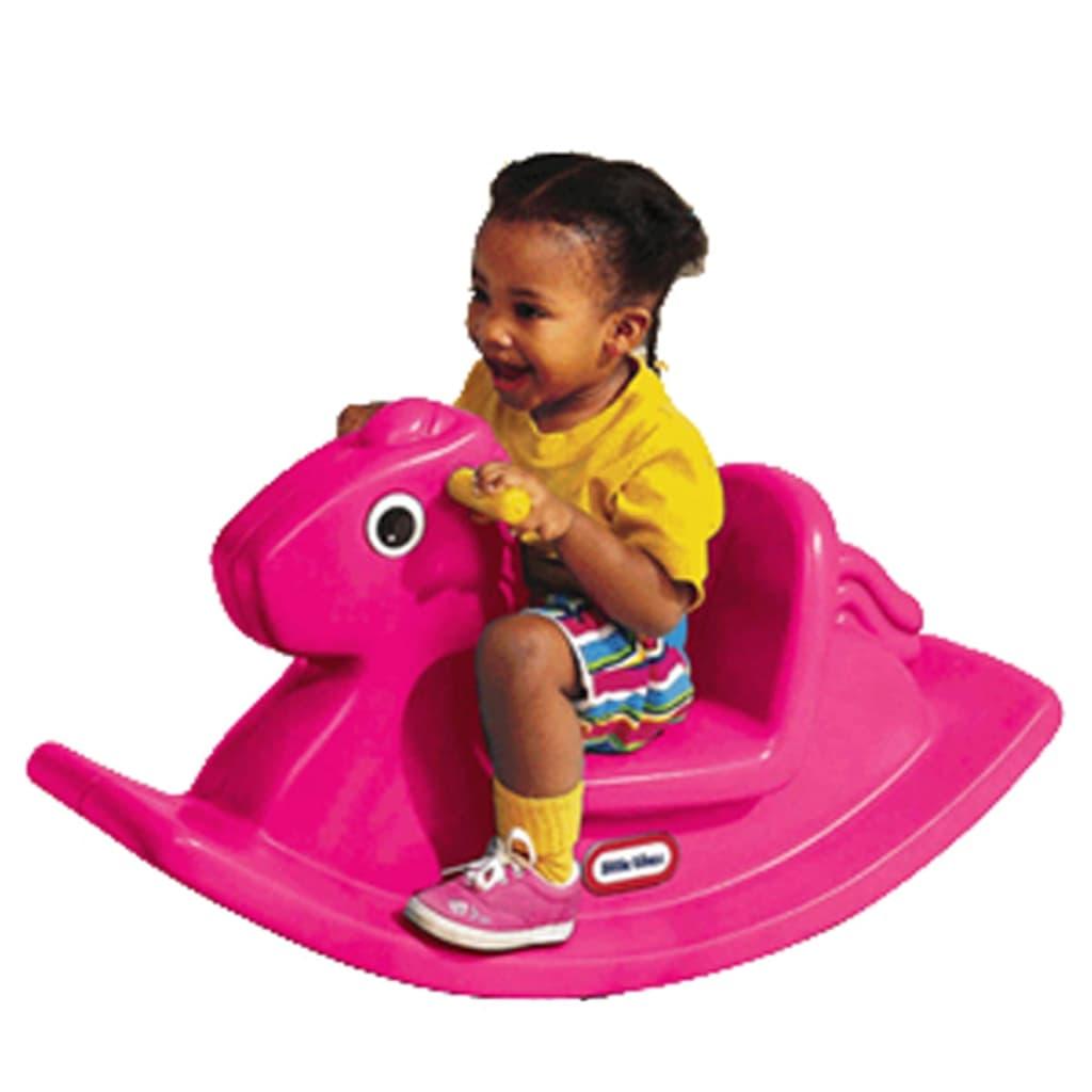"""Little Tikes Rocking Horse Pink"""