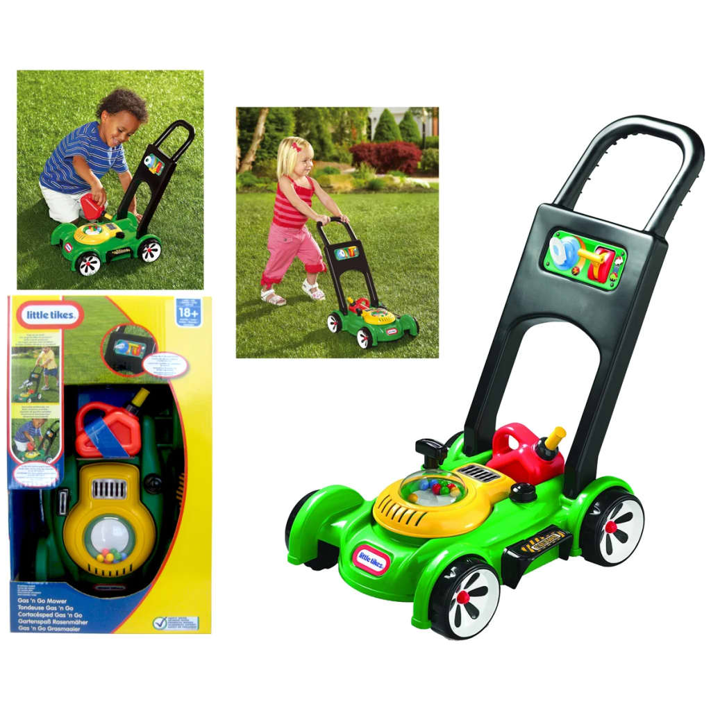 Little Tikes Gas´n Go Plæneklipper