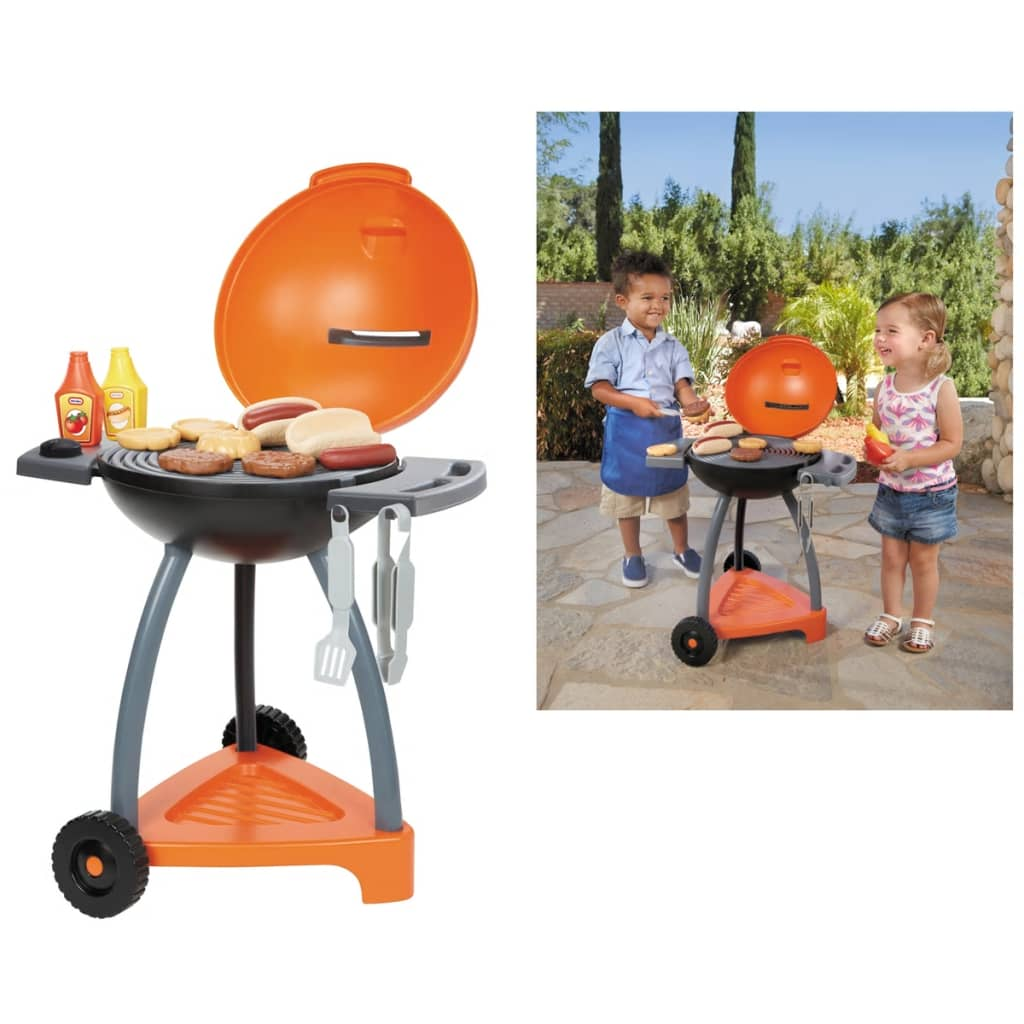 """Little Tikes Sizzle and Serve Grill"""
