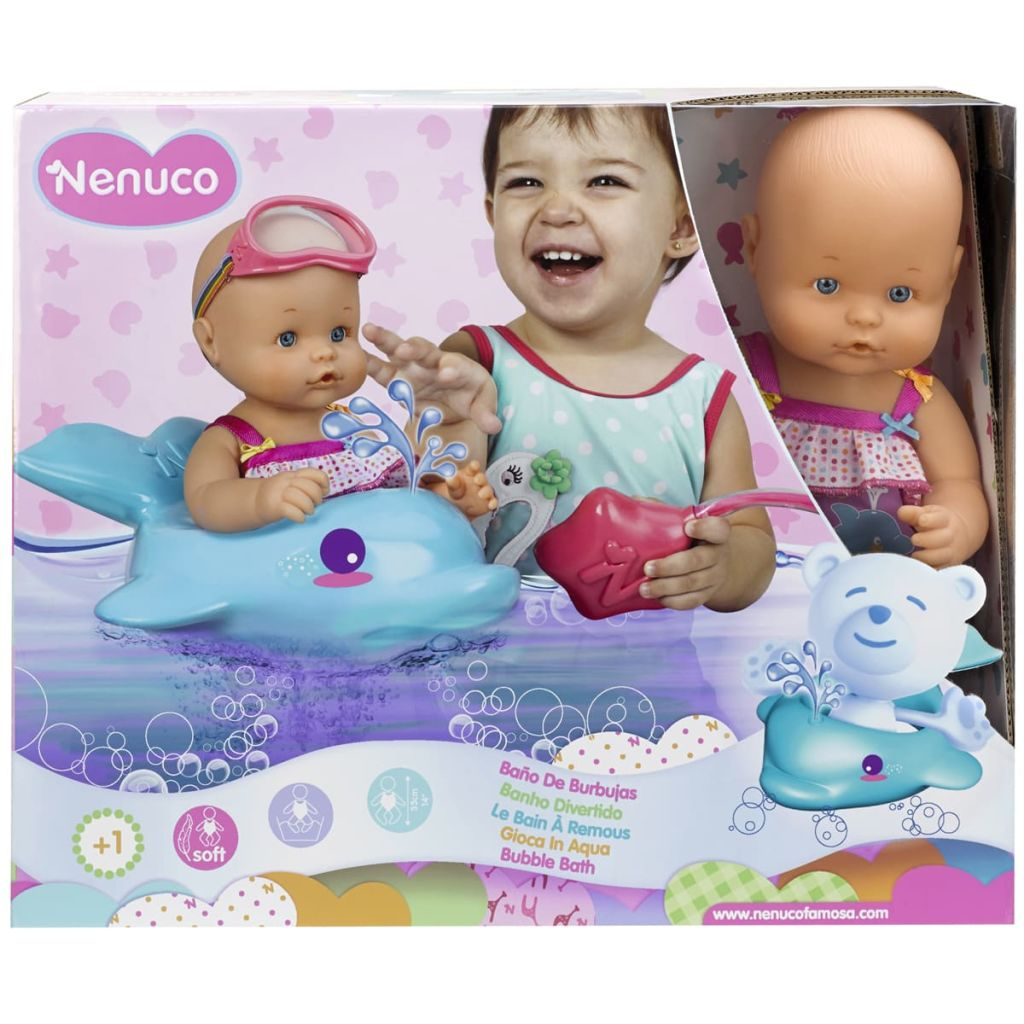 """Nenuco My Little Bubble Bath"""