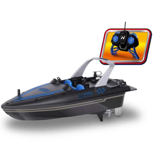 nikko bateau radiocommand t l command pour enfants bateau mystery matte 3 rc ebay. Black Bedroom Furniture Sets. Home Design Ideas