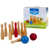 OUTDOOR PLAY Garten Bowling Kegelspiel