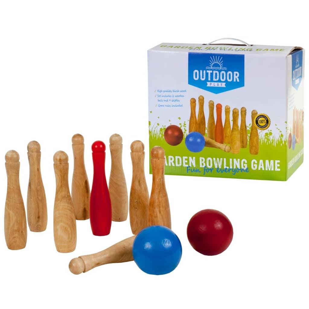 OUTDOOR PLAY Szabadtéri Játék Kerti Bowling