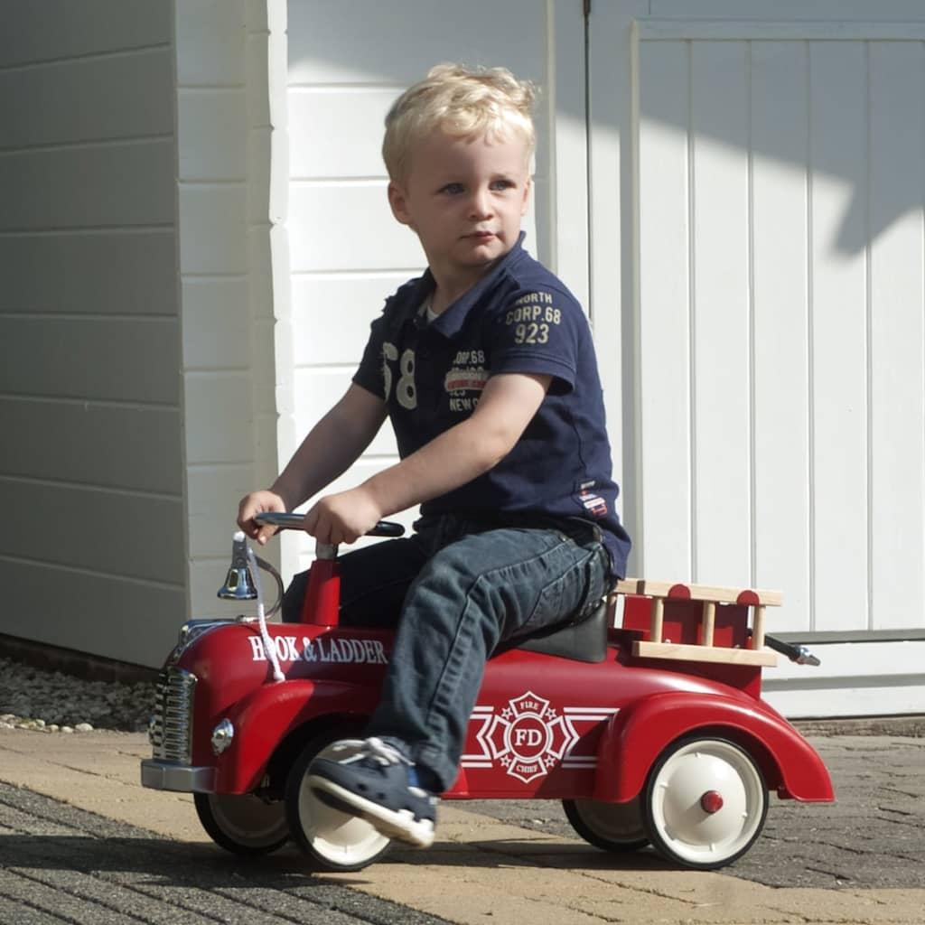 Retro Roller Speedster Sam gyerek játékautó