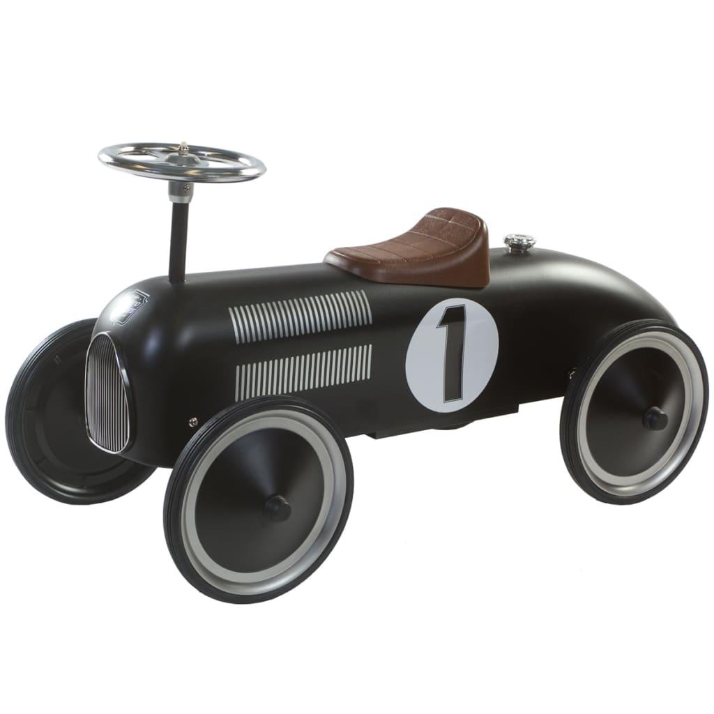 retro roller loopauto jack kinderauto rutscher rennwagen. Black Bedroom Furniture Sets. Home Design Ideas