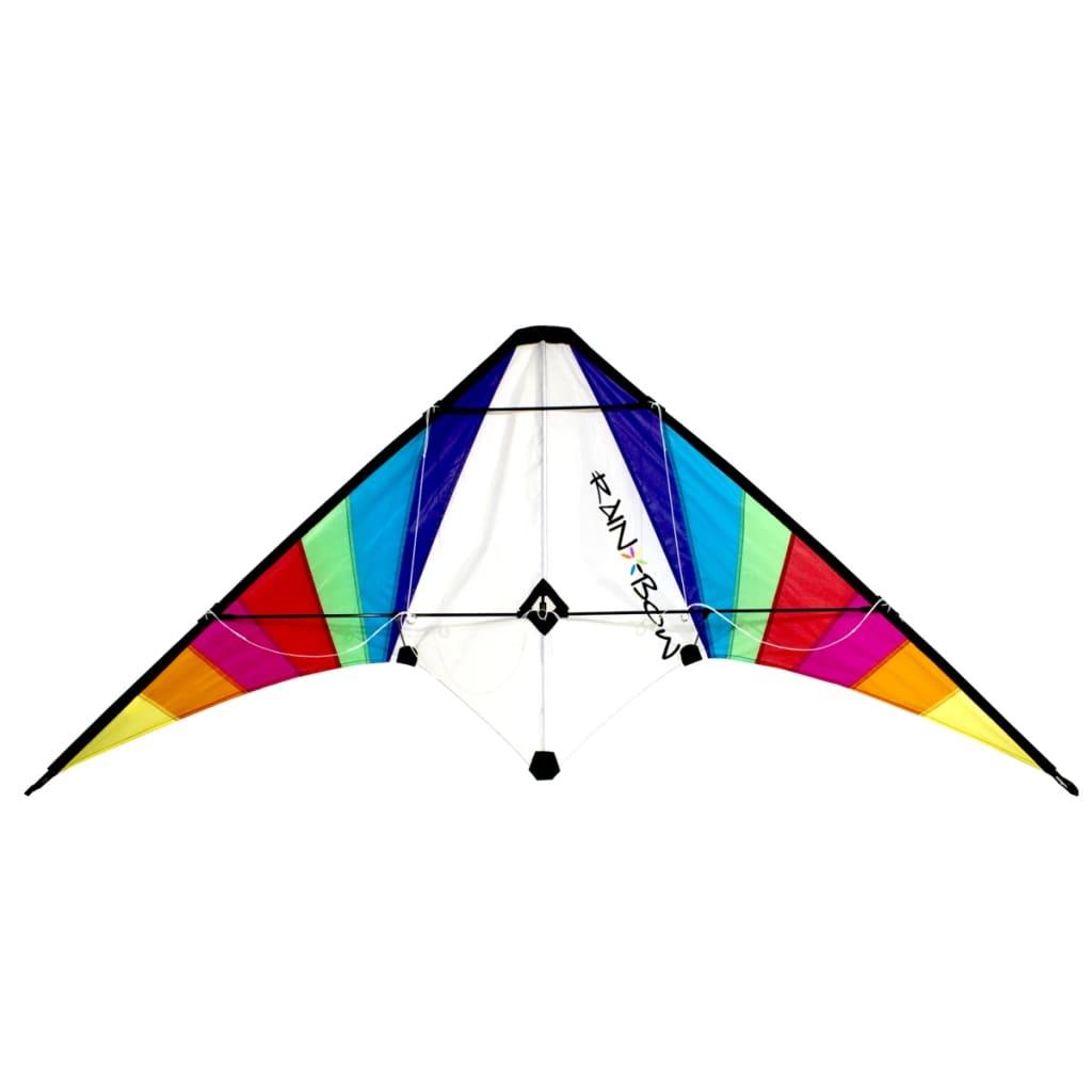 Rhombus Regenboog Stuntvlieger
