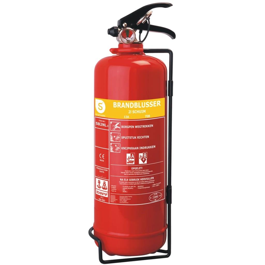 Afbeelding van Smartwares brandblusser 2 L