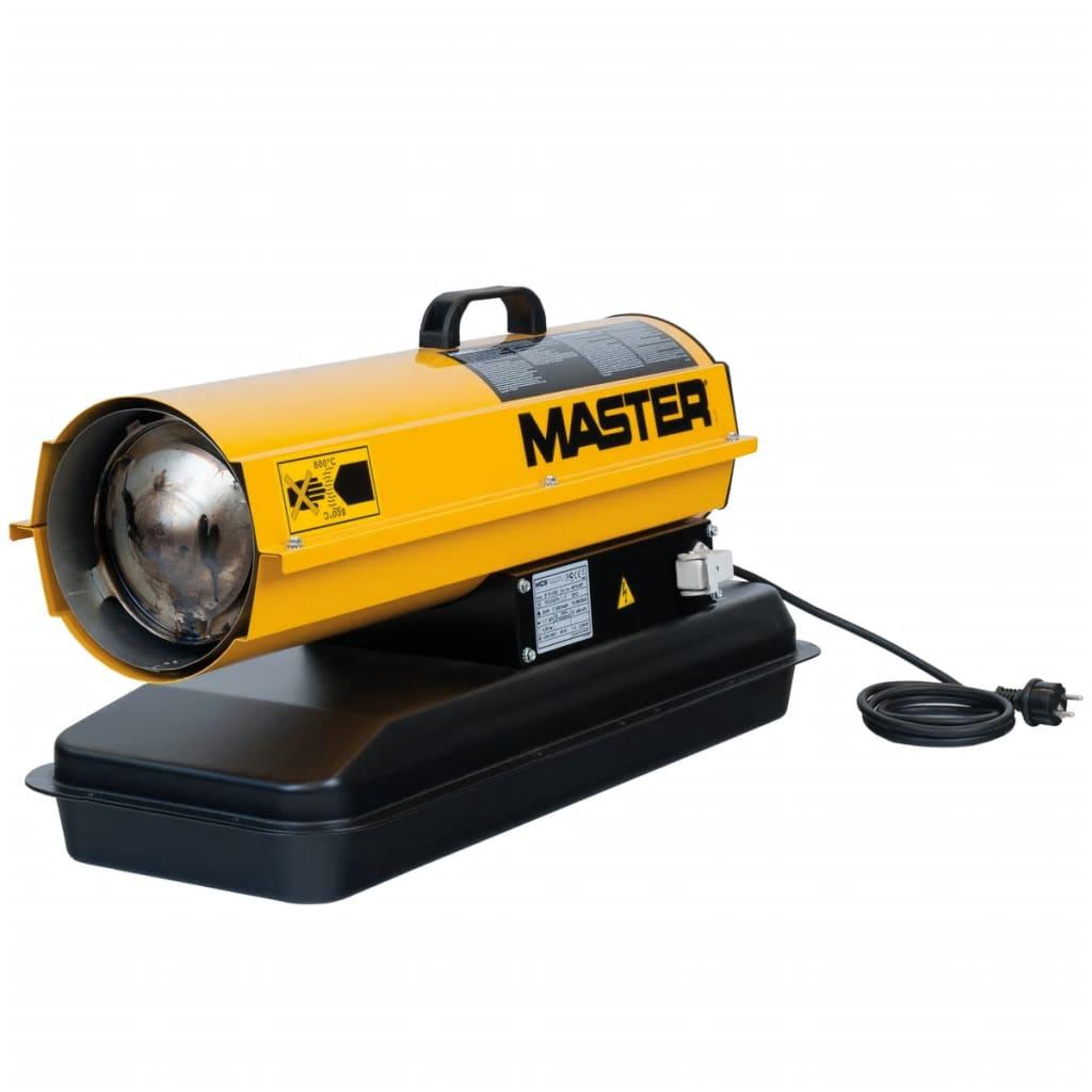 Afbeelding van Master Direct Diesel Heater B 35 CED