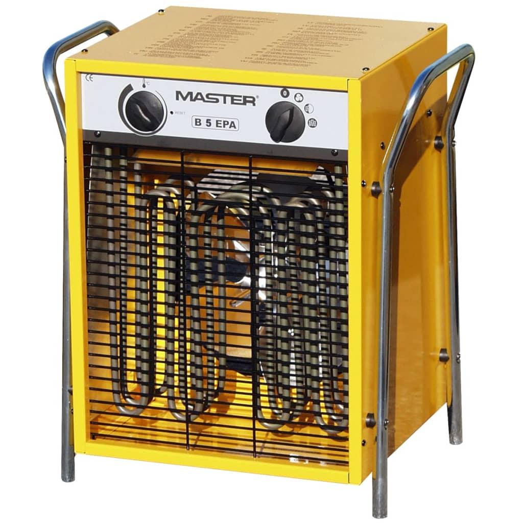 acheter radiateur soufflant lectrique master b5epb 510 m h pas cher. Black Bedroom Furniture Sets. Home Design Ideas