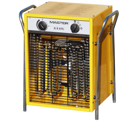 acheter radiateur soufflant lectrique master b5epb 510 m. Black Bedroom Furniture Sets. Home Design Ideas