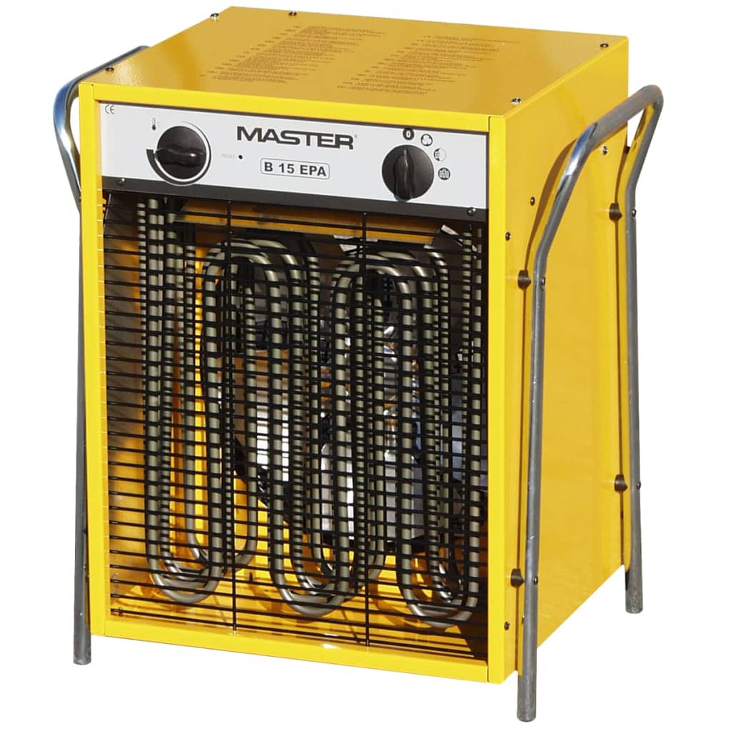 Master Elektromos Ventilátor Fűtés B15EPB 1700 mł/óra