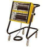 Elektryczny grzejnik na podczerwień HALL3000 1,5-3,0 kW