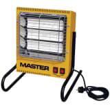 Master elektrisk infrarødt varmeapparat TS3A