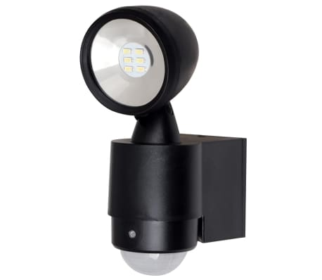 Wall Light Pir Sensor : vidaXL.co.uk Luxform Ariel Wall Light with PIR Sensor 240 V